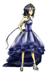 Revolutionary Fashion Rukia by gatemush