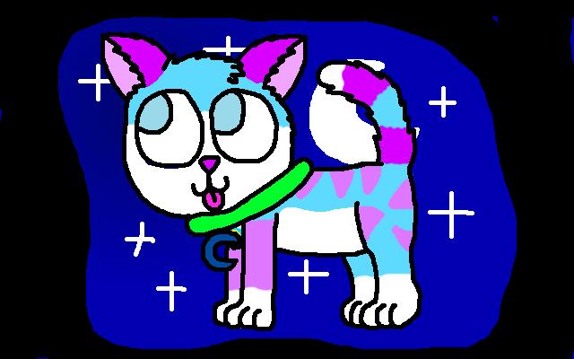 Luna by Fluffydragonpuppy
