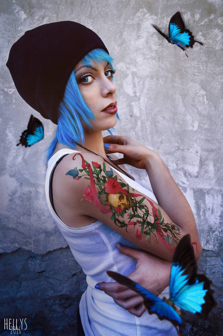 19a910d4951838 Chloe Price Blue Butterfly by LilituhCosplay on DeviantArt