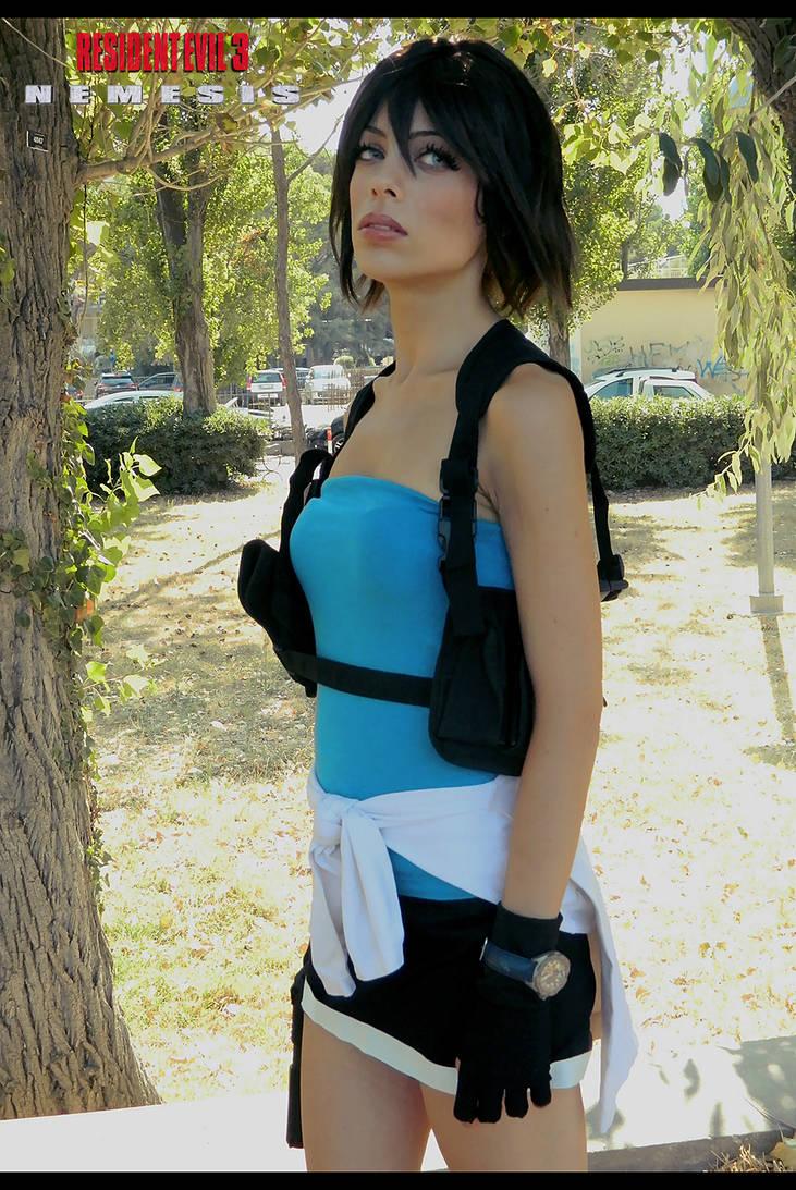 Jill Valentine Resident Evil 3 By Lilituhcosplay On Deviantart