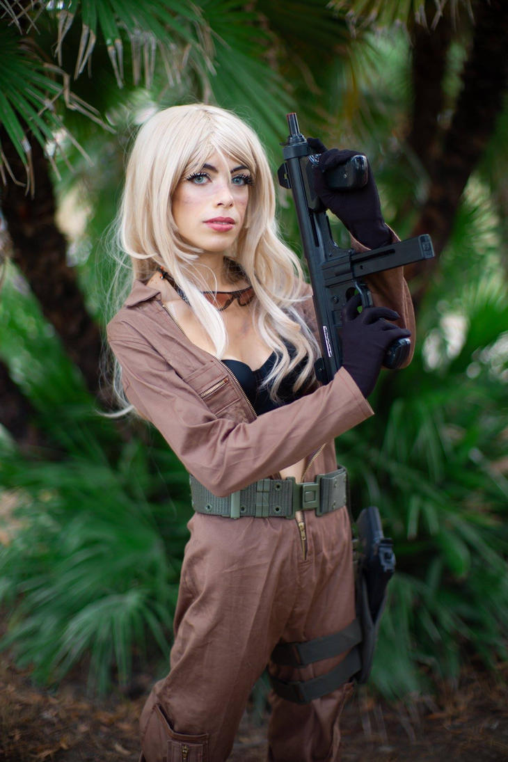 Eva Metal Gear Solid 3 by LilituhCosplay