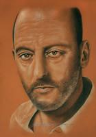 Jean Reno by andreasmichel