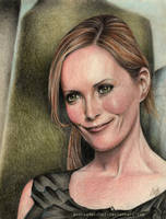 Leslie Mann by andreasmichel