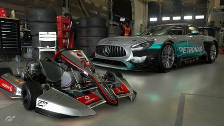 Gran Turismo Scapes: Hamilton Garage shot