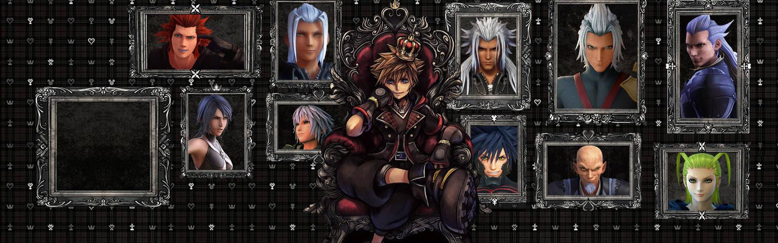 Kingdom Hearts 3 PS4 Cover Image 2 by Kuro-Kazuma on DeviantArt