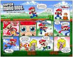 Super Mario Bros: The untold story.