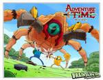 Adventure Time - Bacon Energy!