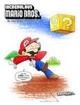 The lost Mario Bros. spinoff.