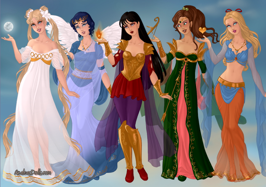 the gallery for gt percy jackson aphrodite daughters