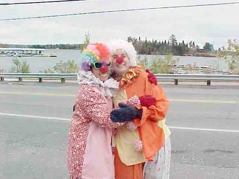 Clownish Duo