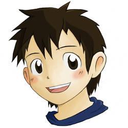 Smile, Chojin - Colored