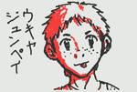 3DS Doodle: Junpei