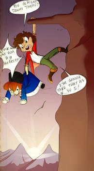 Simon and Vya - Don't Look Down