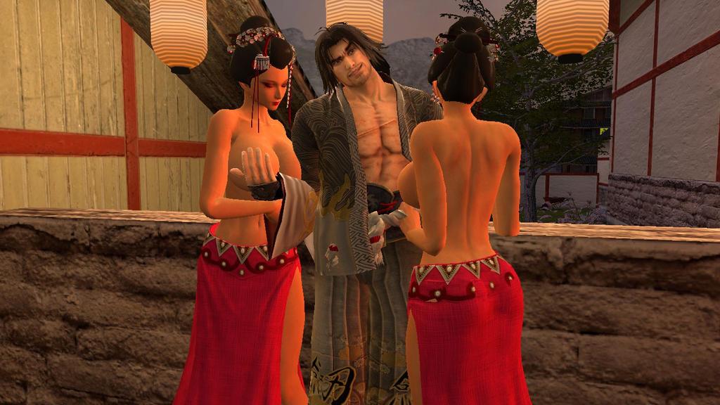 the shogun by detreter