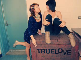 True Love 1 by SPORADICstatic