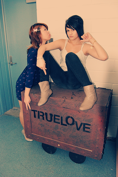 True Love 2 by SPORADICstatic