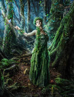 Dryad by roman08162