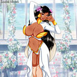 Kiss the Bride  by MsHowllet