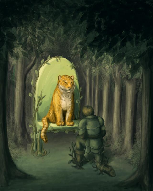 Mankind vs. Nature by Jadie-Lee