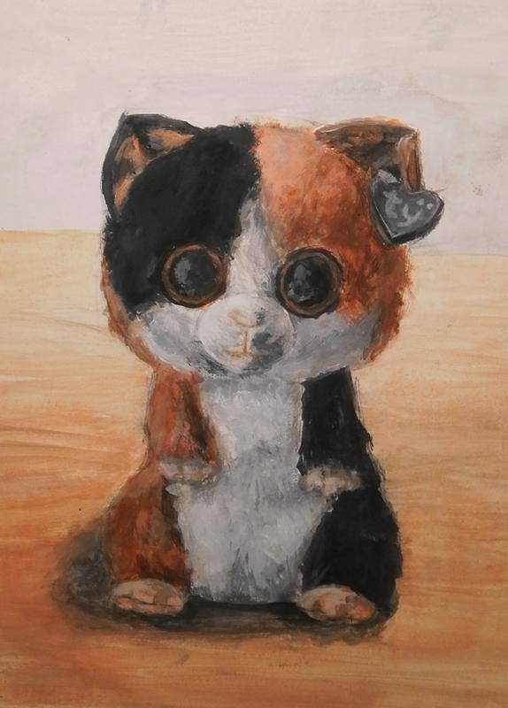Hamster by Jadie-Lee