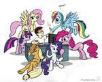 Desk Ponies
