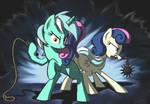 Lyra's Last Stand