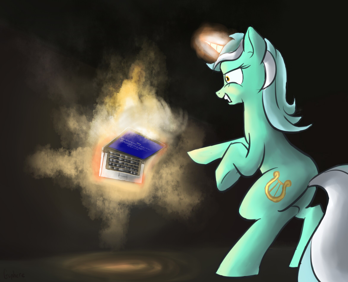 Lyra Rage by GSphere