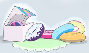 Friendship is donuts by GSphere