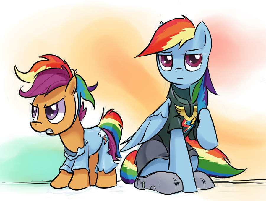 Dash and Little Dash by GSphere