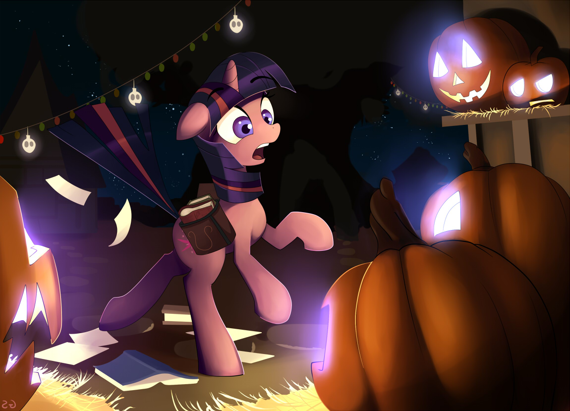Pumpkins by GSphere