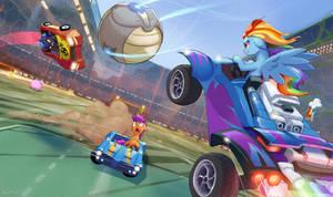 Rocket League: Equestria Edition