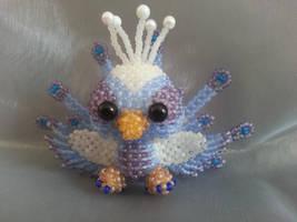 ice phoenix by Karo1987