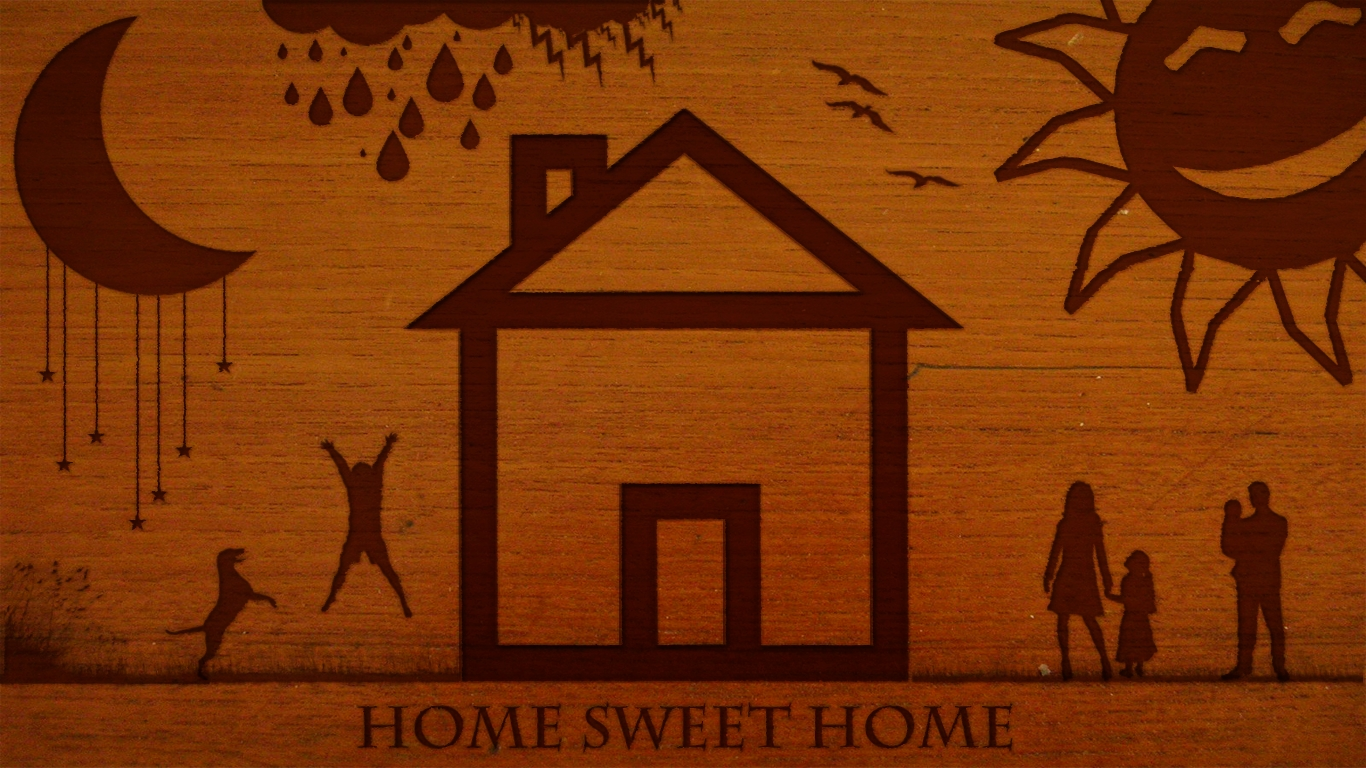 Home Sweet Home by NatKaneria on DeviantArt