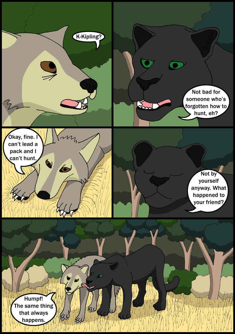 The Outsider Alliance Chapter 3 Page 17 by StealthCat15