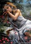 Dark girl by arantzasestayo