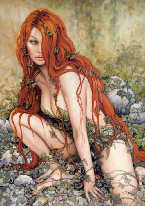 Poison Ivy by arantzasestayo