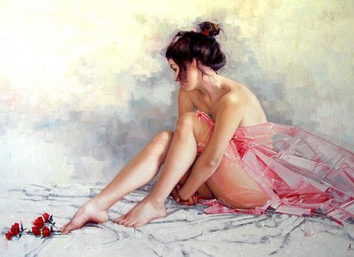 Girl by arantzasestayo