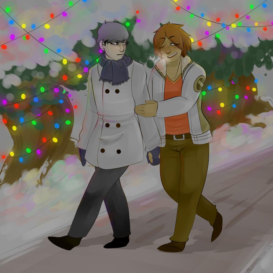Winter Walks by AestheticCannibal