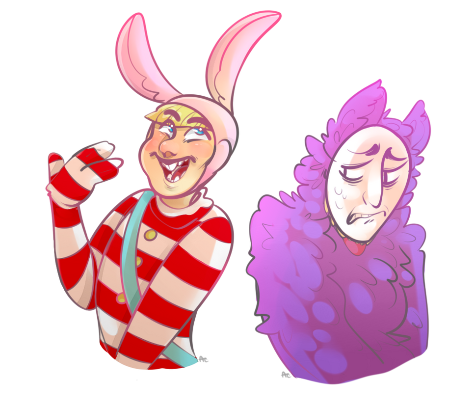 Popee the Performer by AestheticCannibal