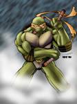Michelangelo......