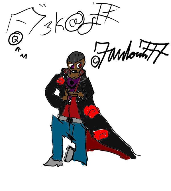 fantom777 collab by dazkaj9