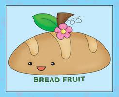 Breadfruit by squishypuff