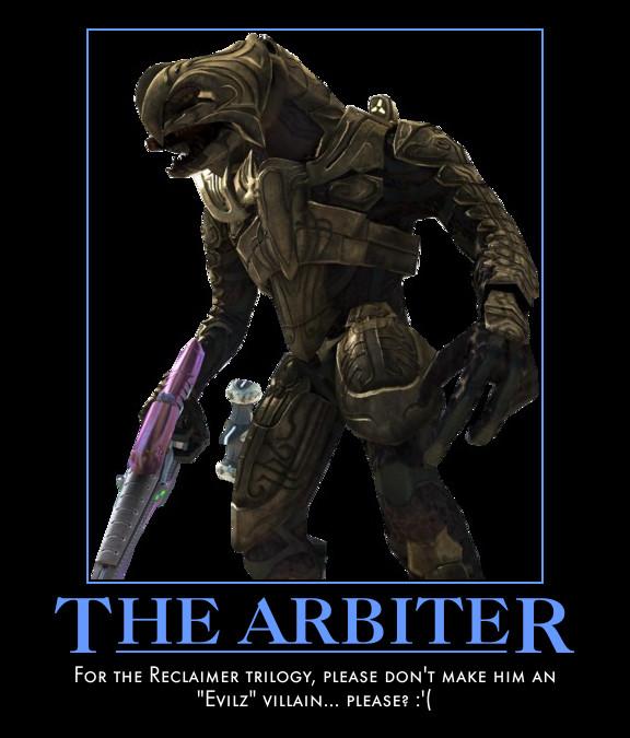 master chief and arbiter relationship quotes