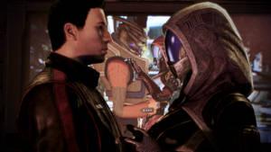 Mass Effect 3 - Tali's favourite!