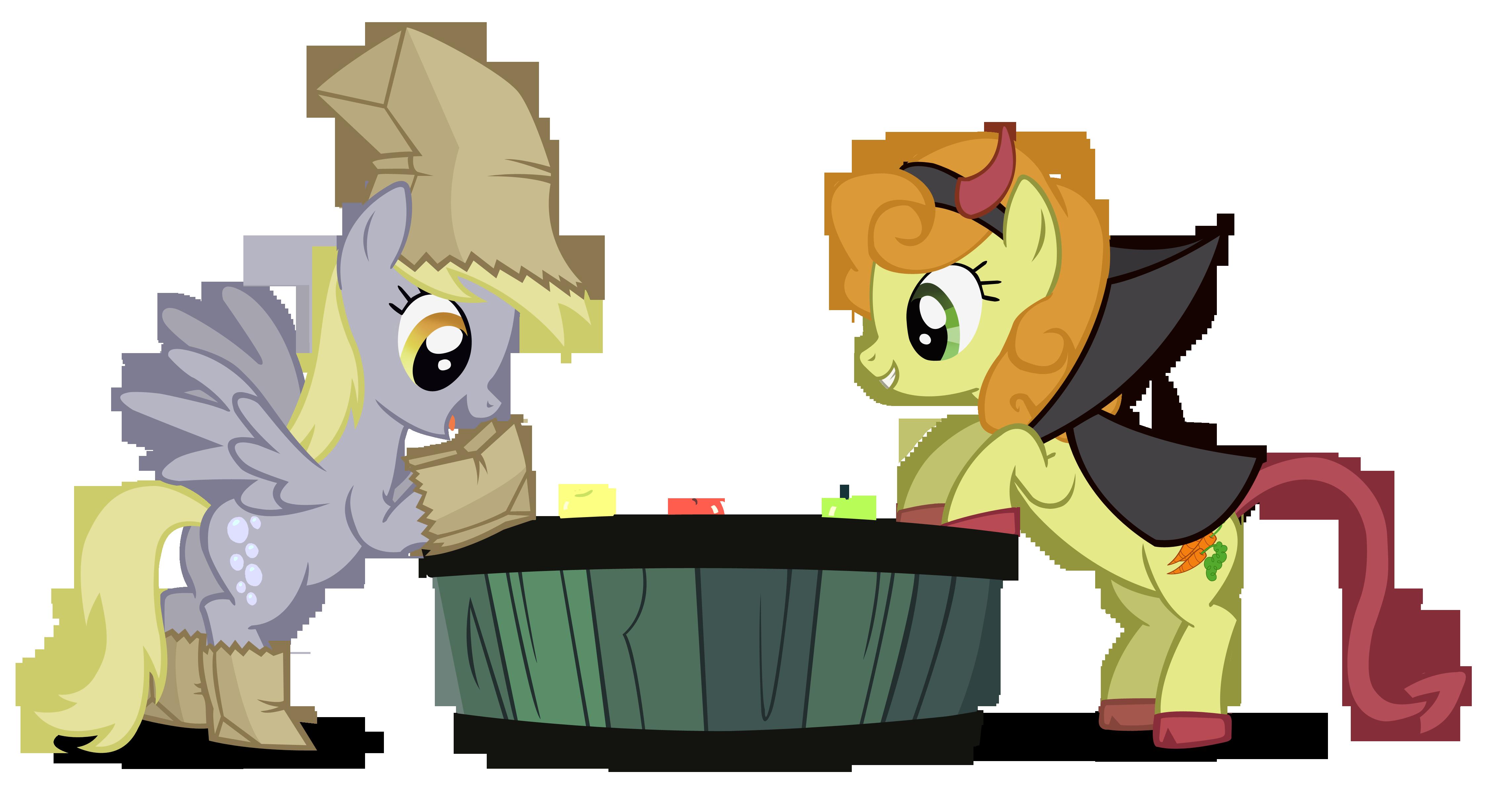 Apple Bobbing by Dipi11