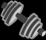 Bulk Biceps' Cutie Mark