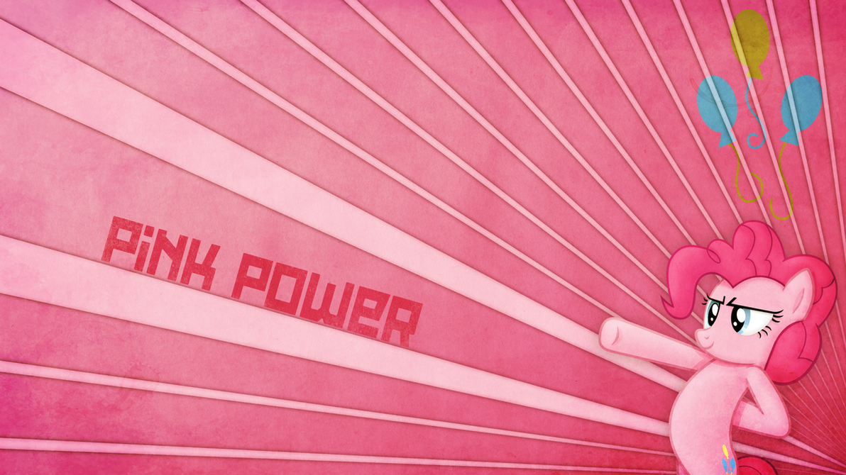 Pink Power Wallpaper by Dipi11