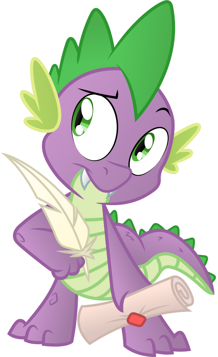 spike_sketch__vectored_by_dipi11-d68amuj