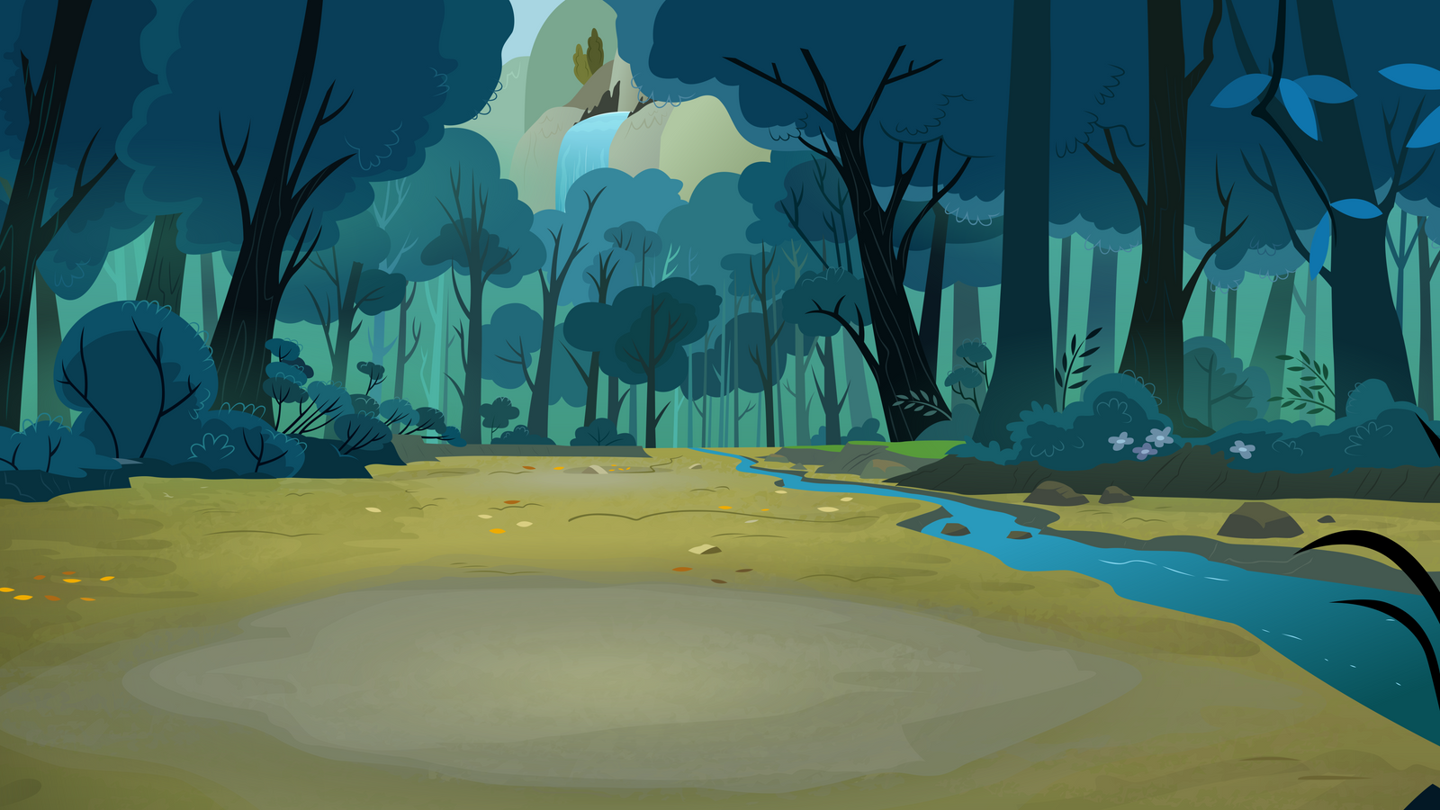 Campsite Background By Dipi11 On Deviantart