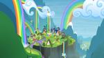 Rainbow Falls View
